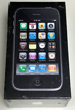 NEW Sealed Apple iPhone 3GS 32GB AT&T Black MC137LL/A A1303 GSM Vintage Rare