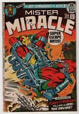 Mister Miracle #6 VF 8.0 high grade 1st appearance Lashina Funky Flashman 1972