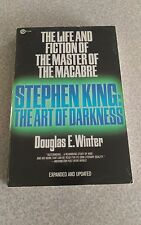 Stephen King: The Art of Darkness by Douglas E. Winter-Life & Fiction-Revised
