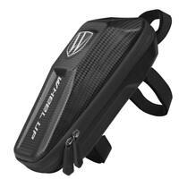 Wheelup Waterproof Bicycle EVA Bags MTB Bike Front Beam Pack Tube Pouch Case Bag