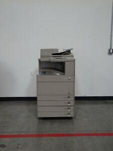 Canon imageRUNNER ADVANCE C5235a color copier printer scanner Only 21K copies