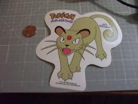 Decal//Sticker Salazzle Pokemon