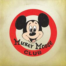 """Walt Disney Mickey Mouse Club March/Mouseketeers (10 """" Picture Disc Vinyl) New"""