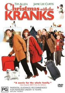 CHRISTMAS WITH THE KRANKS (2004) [NEW DVD]