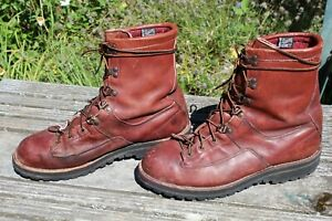 VTG DANNER 60420 GORE TEX LEATHER HUNTING BOOTS 10 D