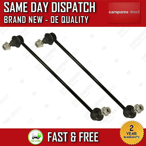 ANTI ROLL BAR AUDI A3 2003-2013 FRONT LEFT & RIGHT STABILISER DROP LINKS PAIR X2