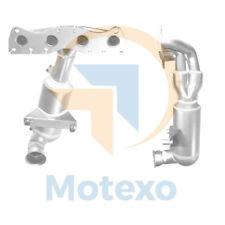 Catalytic Converter PEUGEOT 208 1.6i 16v (EP6C(5FS)) 3/12-