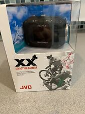 JVC GC-XA1 Adixxion HD Action Video Camera with 1.5-Inch LCD - Black
