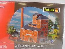 INGRANAGGIO fabbrica Binkowski-Faller HO 1:87 KIT 190203 # E