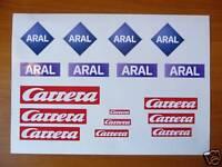 Aufkleber Tankstelle für Carrera Servo oder Universal                      77125