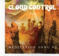 (DJ702) Cloud Control, Meditation Song #2 - 2010 DJ CD