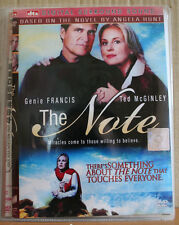 """Miracles come to those willing to believe. """"The Note"""" DVD"""