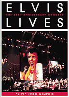 Elvis Lives: The 25th Anniversary Concert DVD Randy Johnson(DIR)