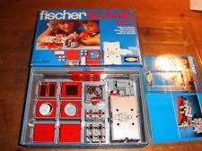 fischertechnik Baukasten ec 3 *Elektronik*, OVP mit Beschr/Blister-unbespieltTOP