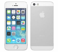Apple iPhone 5s - 16GB - Silver (Factory Unlocked) Smartphone