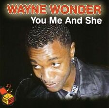 Wayne Wonder - You Me & She [New CD] Asia - Import