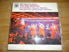 THE ISLEY BROTHERS Take some time out for Marble Arch W.O.S.