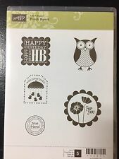Stampin Up Punch Bunch