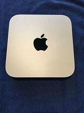 Apple Mac Mini Server Mid 2010, Core 2 Duo 2.66 GHz, 8GB RAM, 2x500GB HDD