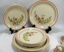 Cornerstone By Corning Royal Garden Dinner & Salad Plates Buy More Save More
