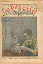 Timbres la Semeuse République Française La Poste PTT Rameau d'Olivier Paris 1932