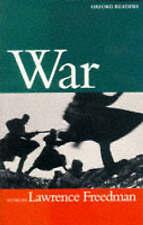War by Oxford University Press (Paperback, 1994)