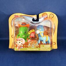 Disney Junior - Sheriff Callie's Wild West - Toby & Sparky Figures - NEW
