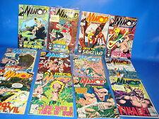 Lot de bandes dessinées edition americana NAMOR - John Byrne 13 numéros