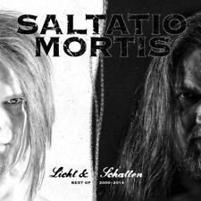 Licht Und Schatten Best Of-2000-2014 (Mediabook) von Saltatio Mortis (2016) 2CD