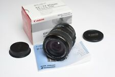 Canon EF-S 17-85mm f3.5-5.6 IS - Good Condition With Caps & Box - Fully Tested