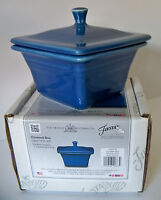 LAPIS Belk Store Exclusive Fiesta Square Covered Box, Candy Dish New In Box 1st