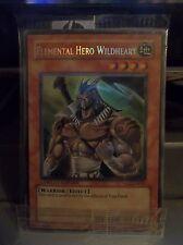 Yu-Gi-Oh Elemental Hero Wildheart GSE-EN001 Super/Secret SEALED IN PROMO RARE