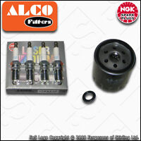 SERVICE KIT for FORD FOCUS MK2 2.0 16V PETROL ALCO OIL FILTER PLUGS (2004-2010)