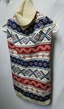 """New listing Blueberry Pet Holiday Christmas Everyday Turtleneck Pullover Sweater, 20"""" Length"""