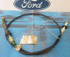 FORD ESCORT/ ORION (1986 on) ~ THROTTLE CABLE ~ GENUINE FORD  ~ NEW OLD STOCK