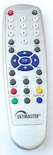 "*w- Original Fernbedienung SKYMASTER Art. 36969 für DVB-S+T DTC 5000 """
