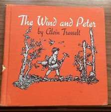 The Wind and Peter Alvin Tressel 1948- HB- ex-school library book