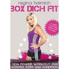 REGINA HALMICH BOX DICH FIT! DVD FITNESS NEU