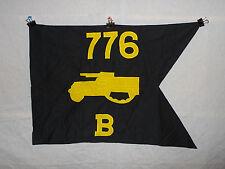 flag362 WW2 US Army Guide on 776th B Company Tank Destroyer