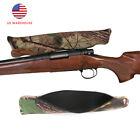 TOURBON Rifle Scope Cover Soft Camo Neoprene Gun Telescope Optical Protector US