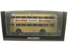 MINICHAMPS Büssing D2u Doornkaat Double Decker Bus Model Car 1 43