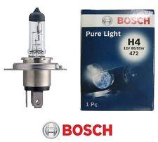 1 LAMPADINA LAMPADA ALOGENA H4 12V 60/55W BOSCH FARO ANTERIORE cod. 1987302041
