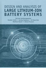 Design and Analysis of Large Lithium-ion Battery Systems (Power Engineering), Ah