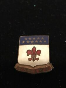 First Regiment Of First State Pin
