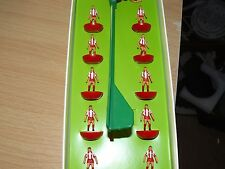 RED STAR BELGRADE 1991(EUROPEAN CUP WINNERS) SUBBUTEO TOP SPIN TEAM
