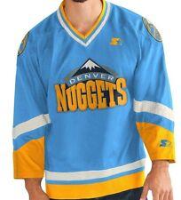 NBA Denver Nuggets Starter Men s Legend Crossover Hockey Jersey sz 3XL - NWT b254dca15