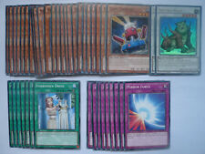 Naturia Beast Deck * Ready To Play * Yu-gi-oh