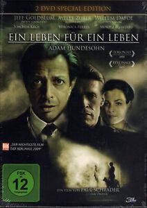 Ein Leben für ein Leben (2 DVD´s) - Jeff Goldblum - neu & ovp
