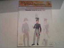 ** DelPrado Soldats Guerres Napoléoniennes n°74 infanterie de ligne prussienne