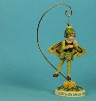 A3/ Flower Fairies Figur - OVP  - Buchsbaum von 2001  Cicely Mary Barker  /S295
